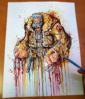 Old Man Logan Saucy by RobDuenas