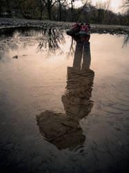 Rain-reflection by nurrr