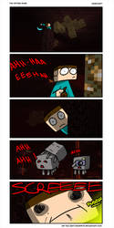 Minecraft - Ghast by Mr-Tea-and-Crumpets