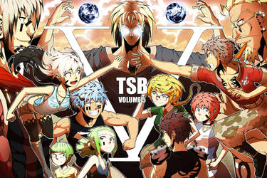 TSB Volume 5 by verticalfish