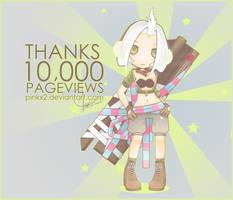 Ruenis : Thanks 10k Pviews by pinkx2