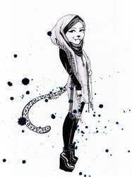 Lady Gagamelan by moonhmz