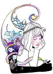 Inspiral by moonhmz