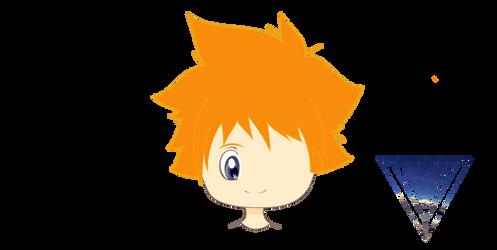 Ed Sheeran Chibi Wip by ItachiUchihaHD