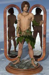 Mirror, Mirror: Myhran by FyraNuanser