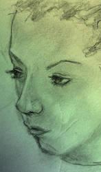 april sketch by willowleaf