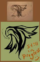 tattoo design by willowleaf