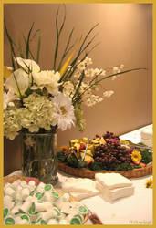 wedding spread by willowleaf