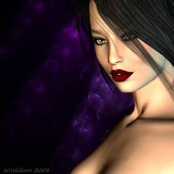 Portrait - Blanca by Jellaboom