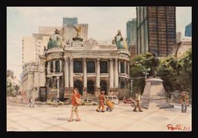 Teatro Municipal by Rssfim