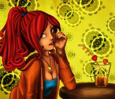 Soda Girl by ihasb33r