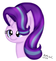 [Drawing/SAI] Starlight Glimmer by MythicSpeed