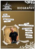 Supernova Personal Biography by hoodaya