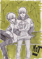 nameless highschool by Chat-Mot