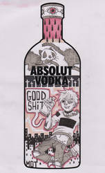 Absolut Smike by Chat-Mot