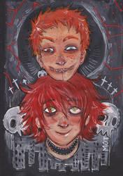 the dead kingdom bride by Chat-Mot