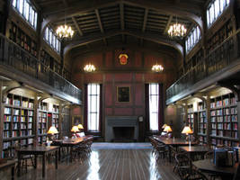Old Yale Library by fehimesen