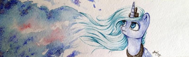 Princess Luna by AmiShy