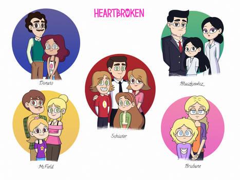 Heartbroken - Family Portraits by jgss0109