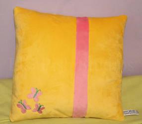 Fluttershy Theme Cushion by LiChiba