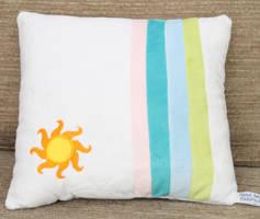 Celestia Theme Scatter Cushion by LiChiba