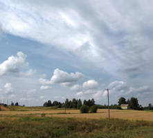 Land and Sky by Petritap