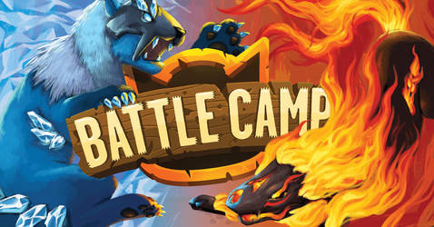 Battle Camp Ad by ahnline