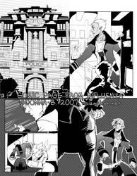 Influenza: Comic Page Sample by karniz