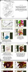 How I Color My Illustrations by karniz