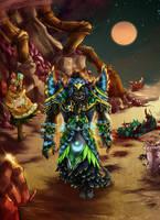 World of Warcraft: Pommura by karniz