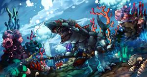 Original: Under da Sea by karniz