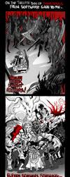 12 Days of Dark Souls by karniz