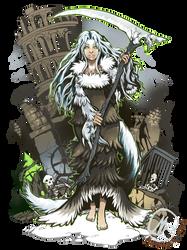 Dark Souls: The Painted World by karniz