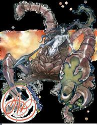 Dark Souls II: Scorpioness Najka by karniz