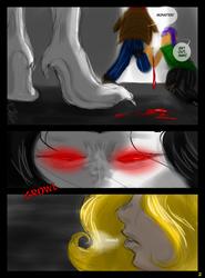 Gargoyles: A Tale of Jersey City Chapter 1 Page 2 by CheribumAngel
