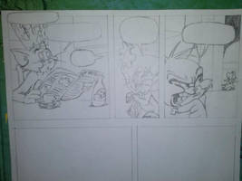 Tom And Jerry work in progress by LoveMuf1n
