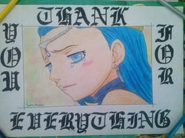 Aquarius - Thank You For Every Thing by LoveMuf1n