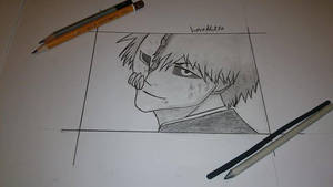 Ichigo Kurosaki by LoveMuf1n