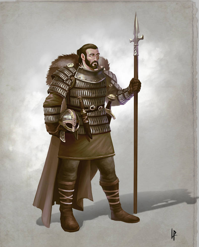 Nordic Knight by Savedra