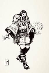 DM sorcerer by Savedra