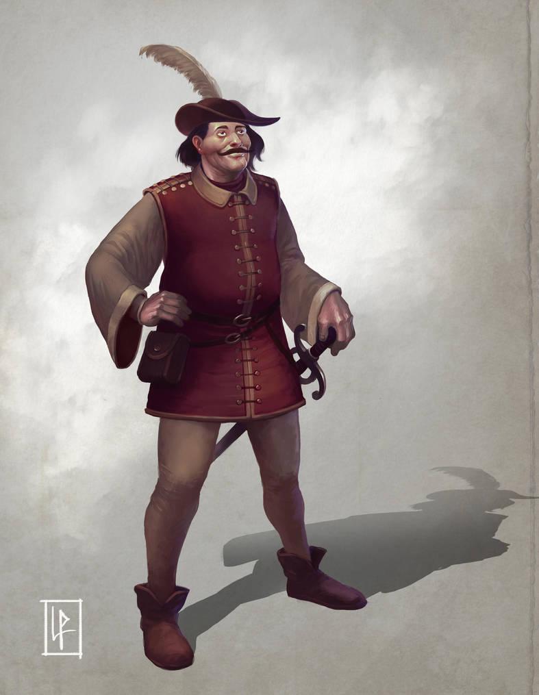 Nobleman by Savedra