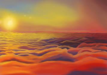 Sunlight Sonata by MetricZero
