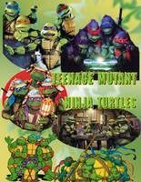 Teenage Mutant Ninja Turtles by LeoMoon1987