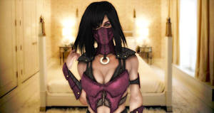 Mileena hair fiddle by Tommy-TheDirtDen