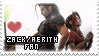 Zack x Aerith Fan by QuidxProxQuo