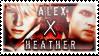 Alex x Heather by QuidxProxQuo