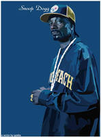 Snoop Dogg by Spekta-