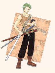 +Swordsman+ by Arcirithwen