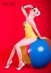 Summer Sun by Cherry-Buttons