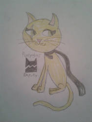 Ponygloss, Deputy of ThunderClan by animelover2233